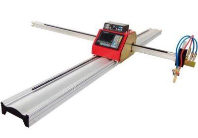 Hobby stroj plazmového řezacího stroje cnc plazmového řezacího stroje přenosného