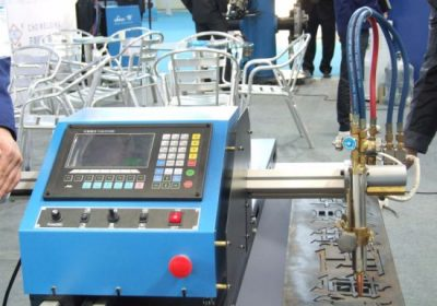 Typ portálového plazmového řezacího stroje s dvojitým pohonem v prodeji