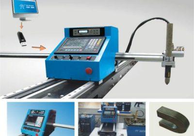 Nejlepší kvalita cnc plazmový stůl / portál / protable cnc plazmový řezací stroj