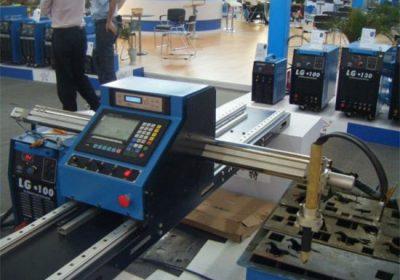 Portálové řezací stroj na miniaturní plazmové řezačky typu portálové miniatury