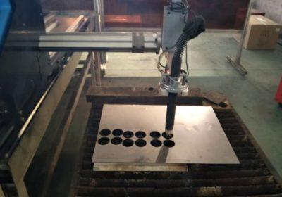 Čína levné přenosné cnc plazmové řezačky cnc plazmové řezací stroje