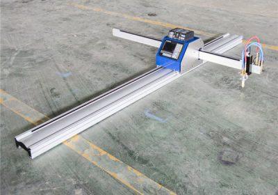 Hot selling levné cena JX-1325 cnc plazmový řezačka / portál cnc plazmový řezací stroj 43A / 63A / 100A / 160A / 200A