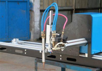Mini portál CNC Plazmová řezačka / CNC plynová plazmová řezačka