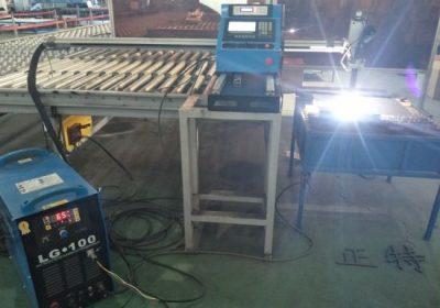 Automatická plazmová řezačka CNC / plazmová řezačka z plastu