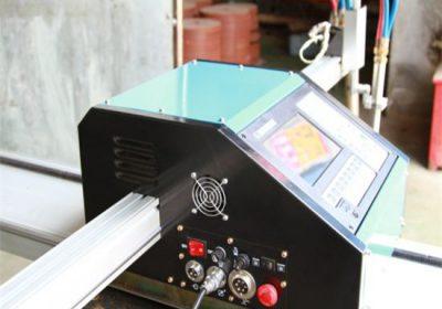 CNC přenosný plazmový řezací stroj, kyslíkové palivo Cena stroje na řezání kovů
