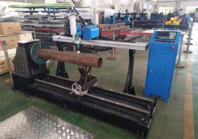 Nový produkt přenosný CNC plazmový nerezový trubkový řezací stroj