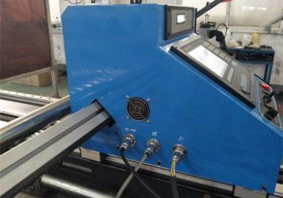 přenosný cnc 43A výkon plazmový řezací stroj START Značka LCD panel řídící systém plazmové řezání kovový stroj cena