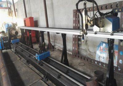 Hot prodej kovové přenosné cnc plazmové řezací stroj plamen řezačka