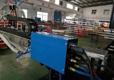 Portálová CNC plynová plazmová řezačka cena stroje