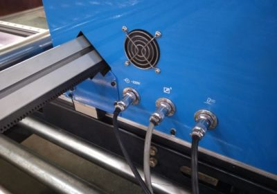 Typ portálu CNC plazmový řezací stroj, plazmový řezací stroj na ocelové desky
