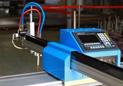 Nízká hmotnost portálové řezací cnc plazmové stroje