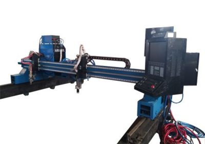 CNC plazmový řezací stroj