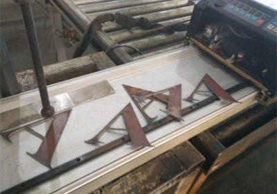 JX-1525/1530 cnc plazmový plazmový řezací stroj z nerezové oceli přenosný cnc plazmový řezací stroj