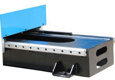 Velká velikost portálové plazmové řezání kovové cnc plazmové řezací stroj porcelán